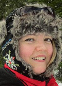 1st Vice-President: Robynne Fraser